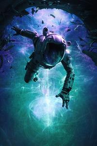 Scifi Space Aurora Life 5k