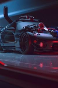 Scifi Vehicle Artistic