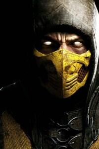 1080x1920 Scorpion In Mortal Kombat