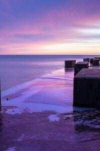 Sea Beach Stones
