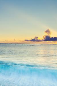 1440x2560 Sea Coast 4k