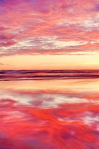 Sea Illustration Artwork Sky Landscape