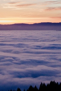 Sea Of Clouds 4k 5k