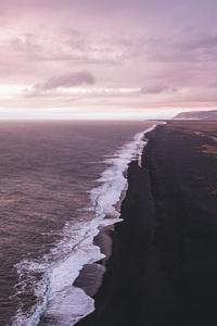 640x960 Seashore Silent 5k