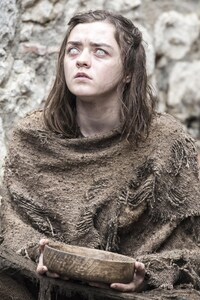 2160x3840 Season 6 Game Of Thrones Arya Stark
