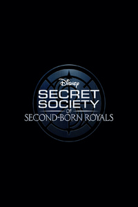 1080x2160 Secret Society Of Second Born Royals 2020 Logo