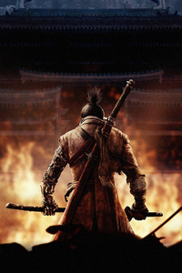 480x854 Sekiro Shadows Die Twice 2019 4k