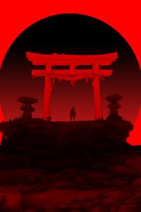 Sekiro Shadows Die Twice Digital Art 4k