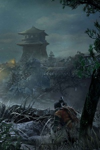 Sekiro Shadows Die Twice Game Concept Art