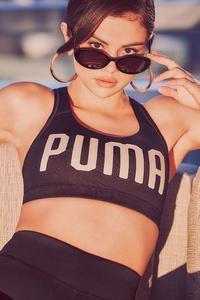 Selena Gomez 2017 Puma