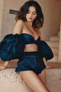 360x640 Selena Gomez Allure Magazine 2020
