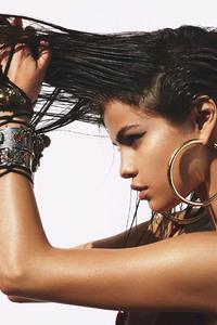 Selena Gomez American Vogue