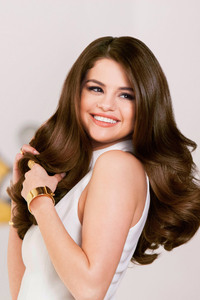 Selena Gomez Cute Smile