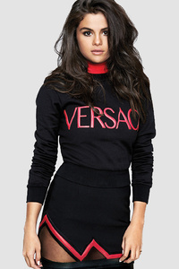Selena Gomez Flare Magazine Photoshoot