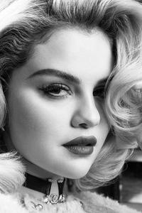 1080x1920 Selena Gomez Inez And Vinoodh For Elle 5k