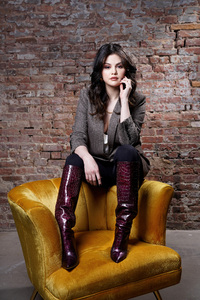 Selena Gomez Kirk McKoy For Los Angeles Times 2021