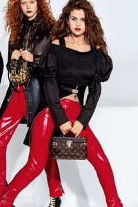 Selena Gomez Louis Vuitton 2019