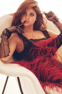 Selena Gomez Marie Claire 2017
