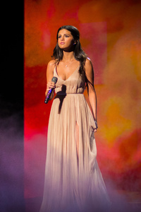 Selena Gomez On Live Event 4k