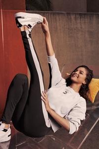 1080x1920 Selena Gomez Puma Cali Sport Mix
