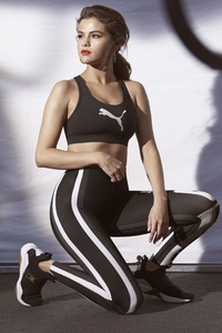 Selena Gomez PUMA New DEFY Mid Sneaker