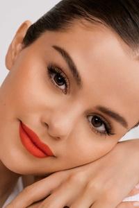 1125x2436 Selena Gomez Rare Beauty 2020 10k