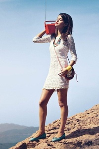 Selena Gomez Teen Vogue
