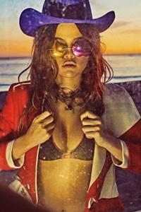 Selena Gomez W Magazine