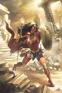 Sensational Wonder Woman 5k