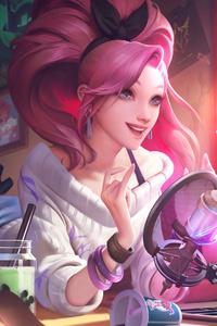 Seraphine League Of Legends Kda 4k