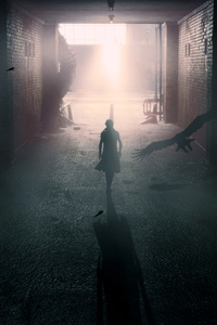 Shadow Man Devil May Cry 5