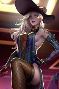 Shadow Niijima Sae From Persona 5 Royal