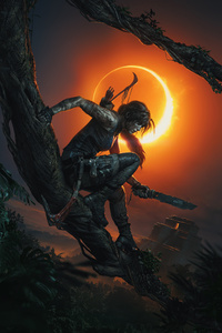 480x800 Shadow Of The Tomb Raider 10k