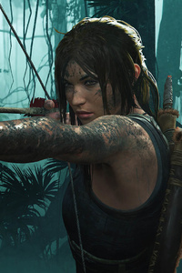 Shadow Of The Tomb Raider HD 2018