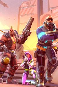 Shadowgun War Games 4k
