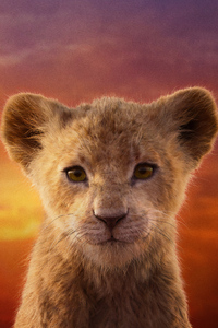 640x1136 Shahadi Wright Joseph As Nala The Lion King 2019 4k
