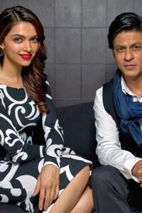 Shahrukh Khan Deepika Padukone