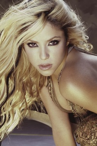 1280x2120 Shakira 5k New