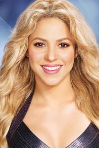 2160x3840 Shakira 8k