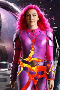 640x1136 Sharkboy And Lavagirl We Can Be Heroes