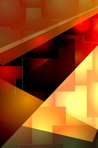 Sharp Colors Abstract 5k