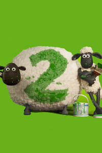 320x480 Shaun The Sheep 2