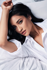 Shay Mitchell Buxom Cosmetics Campaign 4k