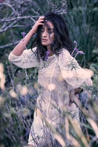750x1334 Shay Mitchell Flaunt Magazine Photoshoot