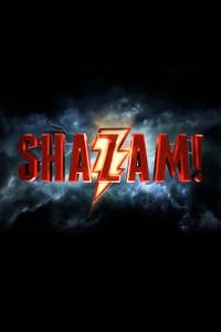 Shazam 2019 Movie Logo