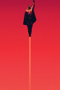 Shazam Flying