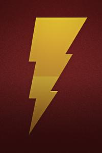 720x1280 Shazam Logo