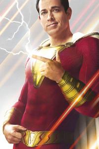 480x854 Shazam Movie 4k Poster