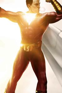 Shazam The Perfect Pose