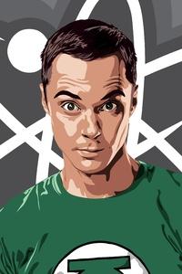 Sheldon Cooper 8k